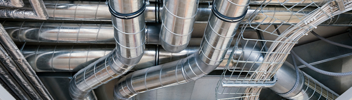 Industrial HVAC services