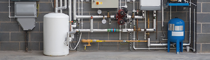 commercial heating